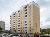 Novosibirsk, st Esenin, house 8/5. Apartment house
