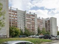 Новосибирск, улица Есенина, дом 10/2. многоквартирный дом
