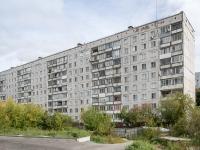Новосибирск, улица Есенина, дом 12. многоквартирный дом