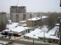 Novosibirsk, st Zabaykalskaya, house 53. Apartment house
