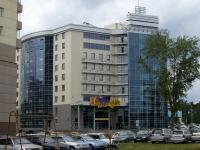 Новосибирск, улица Жуковского, дом 102. офисное здание
