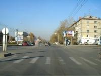 Новосибирск, улица Жуковского, дом 109. многоквартирный дом