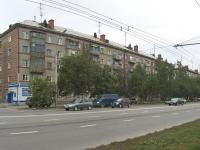 Новосибирск, улица Жуковского, дом 115. многоквартирный дом