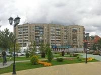 Новосибирск, улица Жуковского, дом 123. многоквартирный дом
