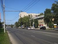 Новосибирск, улица Жуковского, дом 99. многоквартирный дом