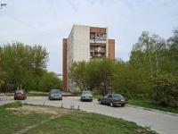 Новосибирск, улица Лебедевского, дом 1Б. многоквартирный дом