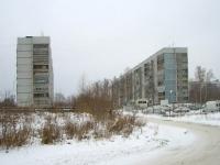 Новосибирск, улица Лебедевского, дом 2/2. многоквартирный дом