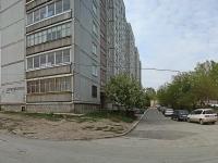 Новосибирск, улица Лебедевского, дом 2. многоквартирный дом