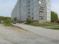 Новосибирск, улица Лебедевского, дом 3. многоквартирный дом