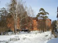 Новосибирск, улица Санаторий СибВО Ельцовка тер, дом 9. многоквартирный дом