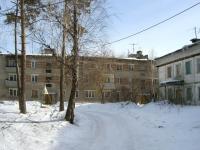Новосибирск, улица Санаторий СибВО Ельцовка тер, дом 144. многоквартирный дом