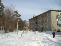 Новосибирск, улица Санаторий СибВО Ельцовка тер, дом 231. многоквартирный дом
