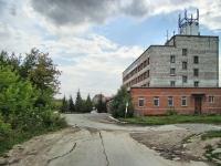 Новосибирск, улица Дунаевского, дом 27. пожарная часть
