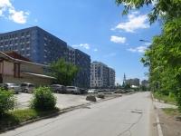 Новосибирск, улица Дунаевского, дом 16. офисное здание