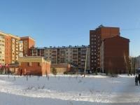 Новосибирск, улица Дунаевского, дом 3. многоквартирный дом