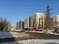 Новосибирск, улица Дунаевского, дом 14. многоквартирный дом