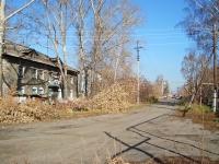 Новосибирск, улица Знаменская, дом 12. многоквартирный дом