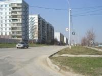 Новосибирск, улица Кочубея, дом 1. многоквартирный дом