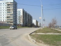 Novosibirsk, st Kochubey, house 1. Apartment house