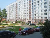 Novosibirsk, st Kochubey, house 5. Apartment house