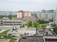 Новосибирск, улица Кочубея, дом 11/1. школа №203