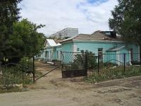 Новосибирск, улица Дюканова, дом 16. диспансер