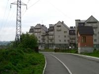Новосибирск, Зелёный Бор микрорайон, дом 1. многоквартирный дом