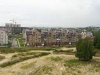 Новосибирск, Зелёный Бор микрорайон, дом 5. многоквартирный дом