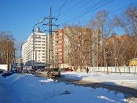 Новосибирск, улица Ленинградская, дом 101/1. многоквартирный дом