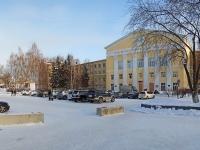 Новосибирск, улица Ленинградская, дом 113. университет  Новосибирский государственный архитектурно-строительный университет (НГАСУ)