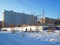 Новосибирск, улица Ленинградская, дом 139. многоквартирный дом