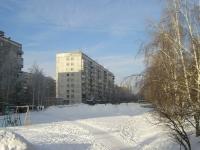 Новосибирск, улица Ленинградская, дом 182. многоквартирный дом