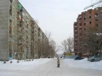 Новосибирск, улица Ленинградская, дом 273. многоквартирный дом