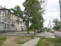Новосибирск, улица Ленинградская, дом 347. многоквартирный дом