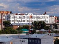 Новосибирск, улица Ленинградская, дом 101/2. многоквартирный дом