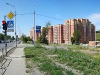 Новосибирск, улица Заречная, дом 4. многоквартирный дом