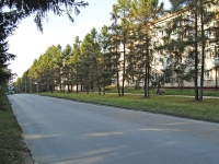 Novosibirsk, st Zhemchuzhnaya, house 4. Apartment house