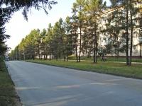 Новосибирск, улица Жемчужная, дом 4. многоквартирный дом