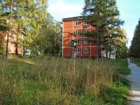 Новосибирск, улица Жемчужная, дом 26. многоквартирный дом