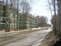 Новосибирск, улица Золотодолинская, дом 9. многоквартирный дом