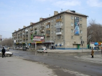 Novosibirsk, st Dostoevsky, house 1. Apartment house