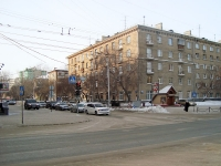 Novosibirsk, st Dostoevsky, house 9. Apartment house