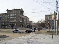 Новосибирск, улица Достоевского, дом 12. многоквартирный дом