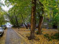 Новосибирск, улица Достоевского, дом 6. многоквартирный дом