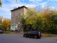 Новосибирск, улица Достоевского, дом 8. многоквартирный дом