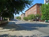 Новосибирск, улица Серебренниковская, дом 2. многоквартирный дом
