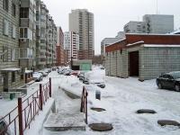 Новосибирск, улица Серебренниковская, дом 4/2. многоквартирный дом