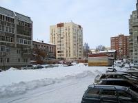 Новосибирск, улица Серебренниковская, дом 6/1. многоквартирный дом
