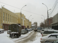 Новосибирск, улица Серебренниковская, дом 10. школа №12