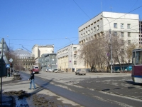 Новосибирск, улица Серебренниковская, дом 40. органы управления Главное Управление МВД РФ по Сибирскому федеральному округу